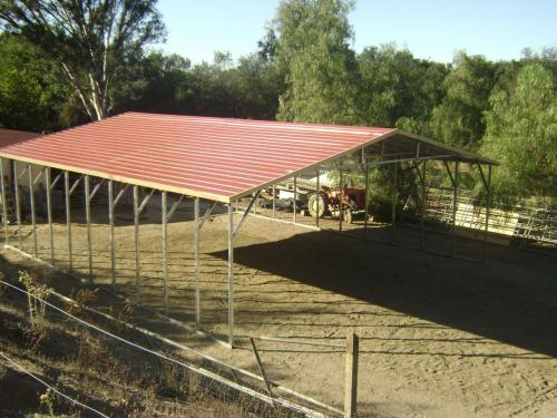 Steel Triple Wide Carports